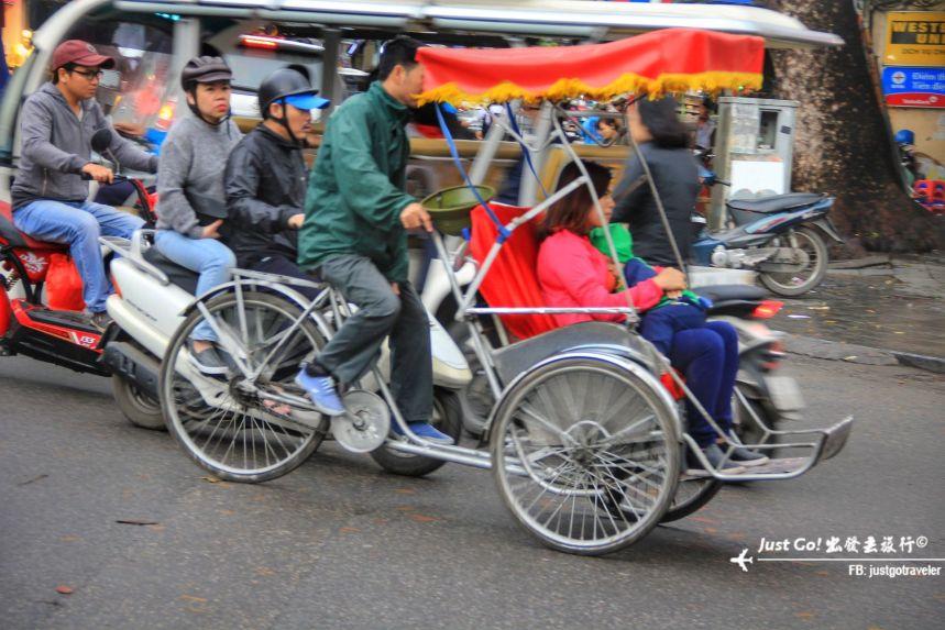 [越南] 6天1萬,河內沙壩自由行(上)08-01_